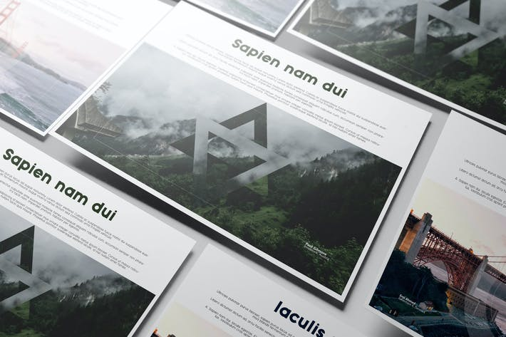 Thumbnail for A4/A5 Horizontal Flyer Mockups