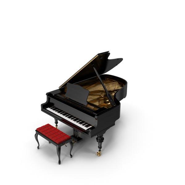 Гранд фортепиано