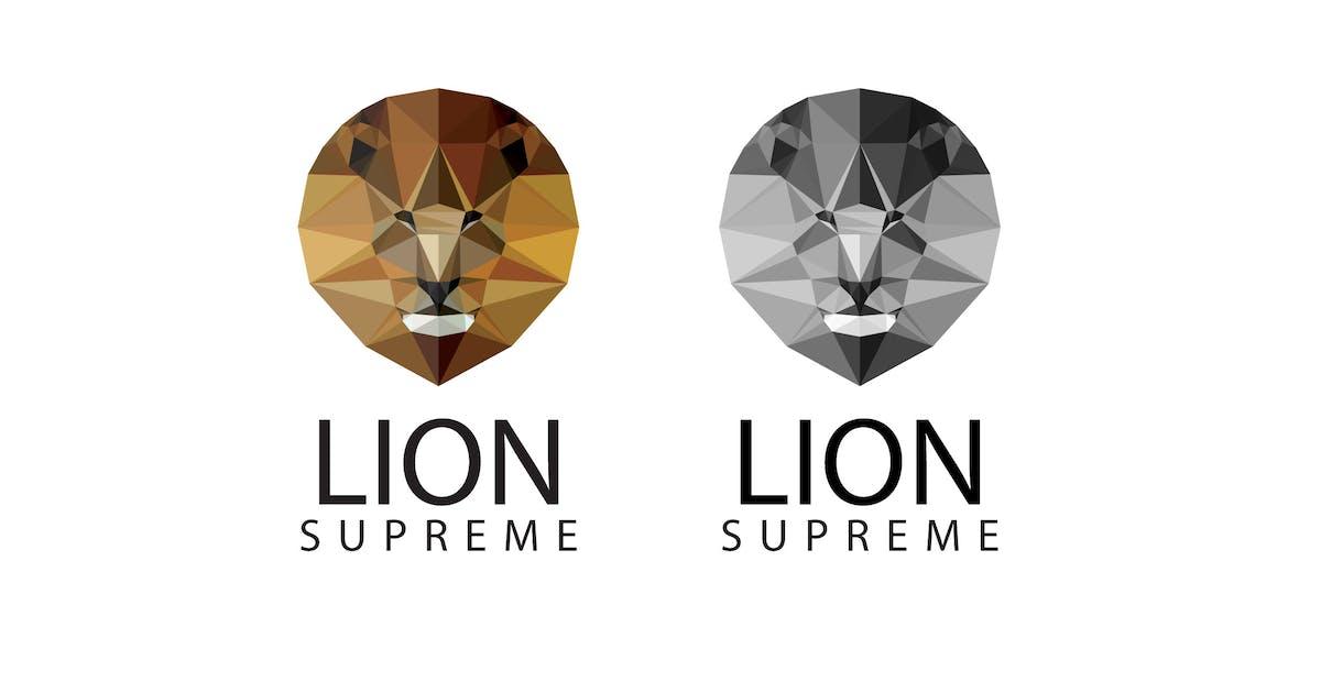 Download Lion Supreme Logo Template by 1protheme