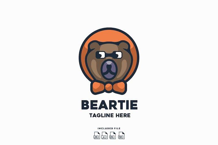 Thumbnail for BearTie Logo Design Template