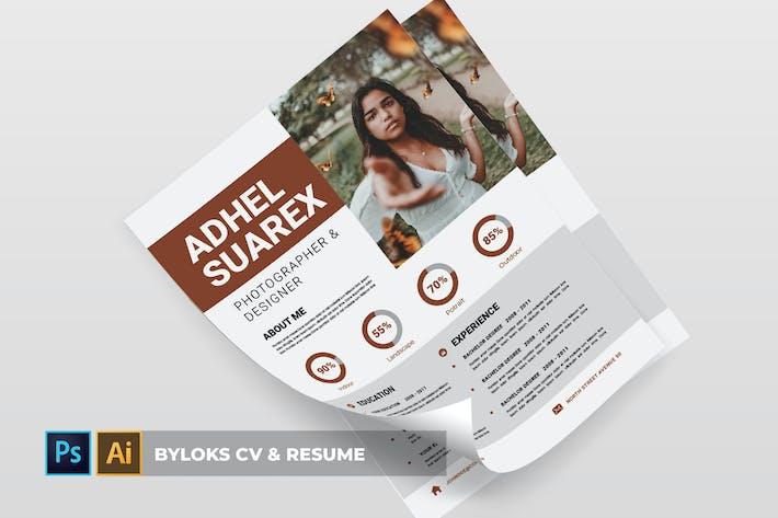 Thumbnail for Byloks | CV & Resume