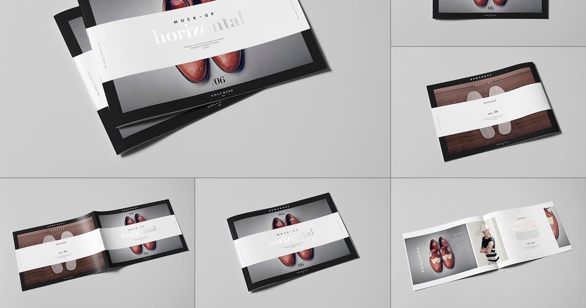 Download Horizontal A4 Brochure Mock-up 2 by yogurt86