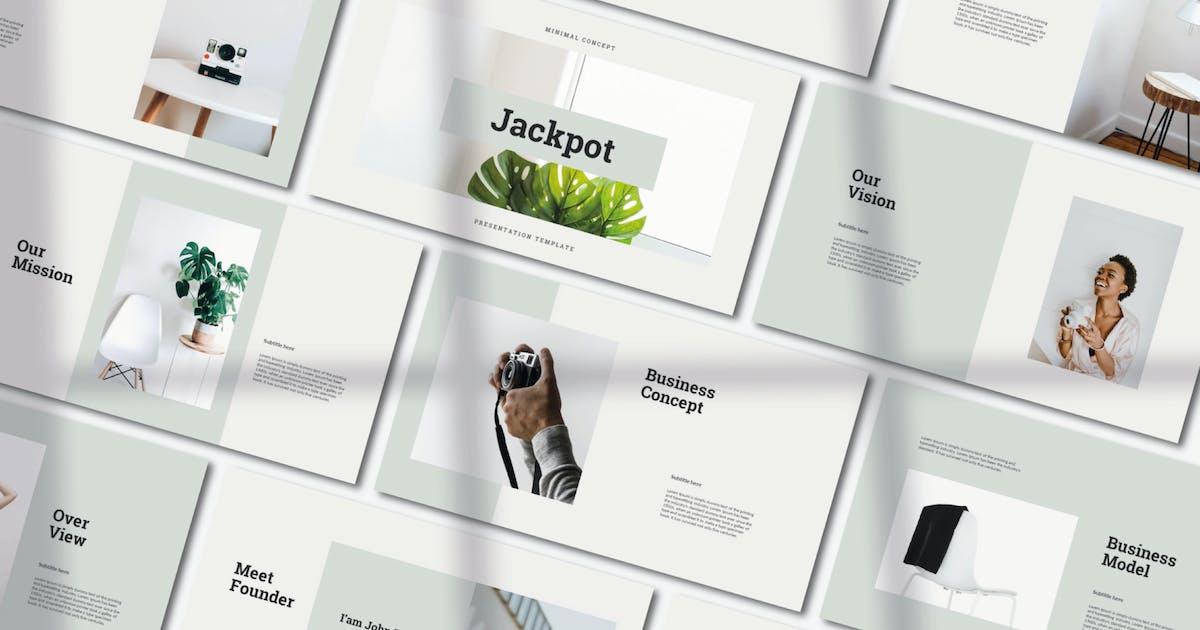 Download Jackpot - Minimal Presentation by axelartstudio