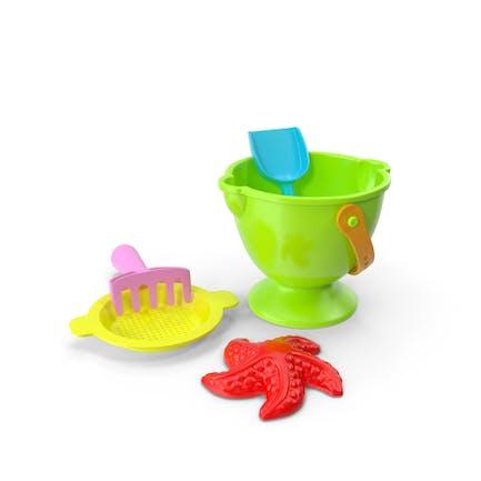 Sand Toys Playset