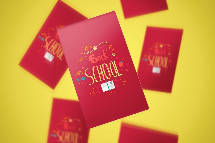 Cover Image For Back To School Lettering Stickers