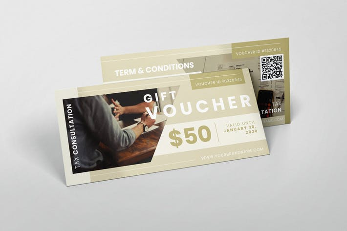 Tax Consultation AI and PSD Gift Voucher