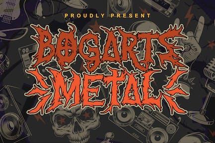 DS Bogarts Metal - Deathmetal fuente