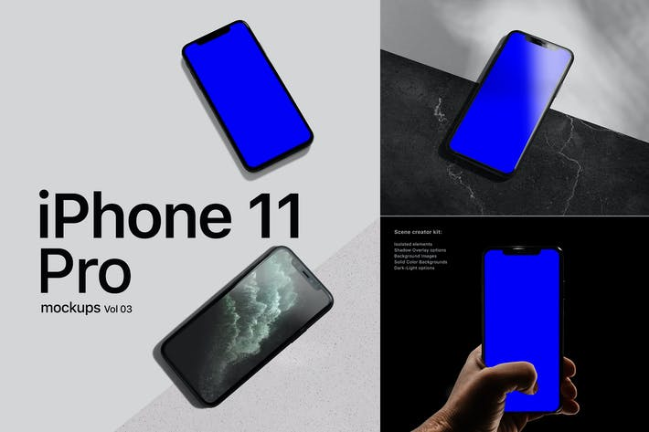 Thumbnail for iPhone 11 Pro Mockup