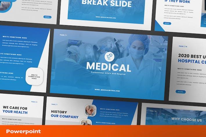 Medical Keynote Presentation Template