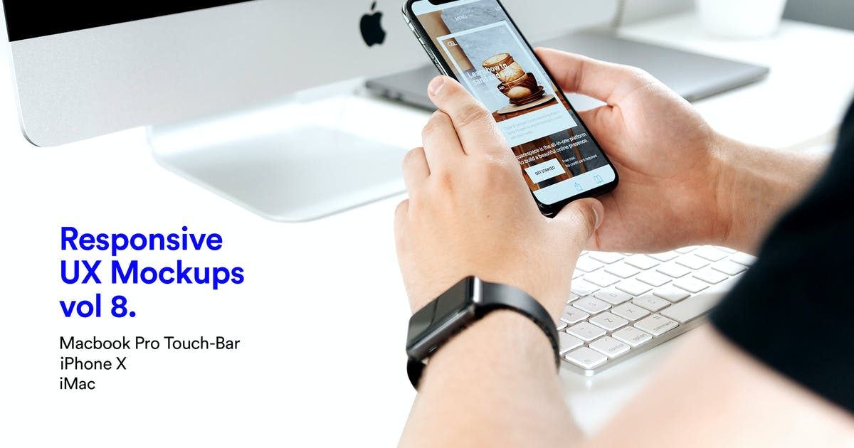 Download iPhone Mockups by itscroma