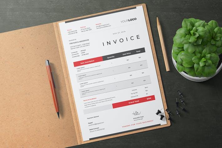 Invoice Vol. 6