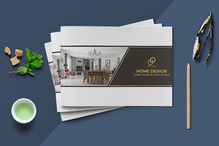 Thumbnail for Catalogue Template