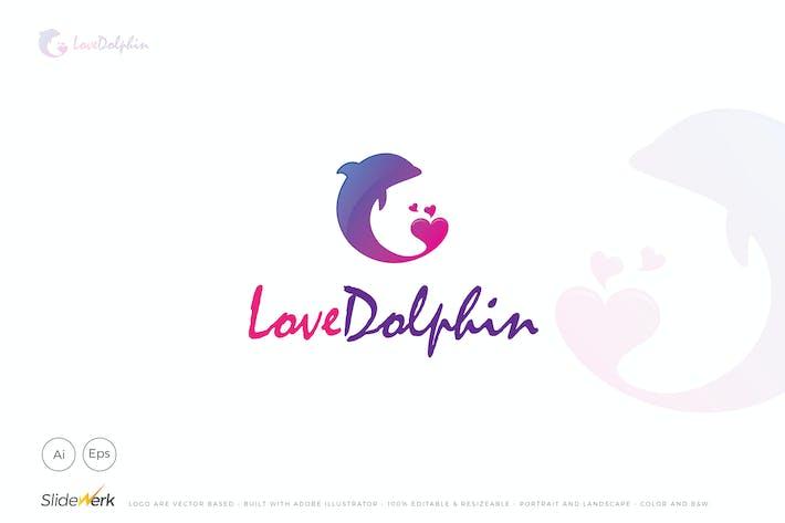 Thumbnail for Love Dolphin Logo