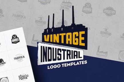 Industrial Logo Templates