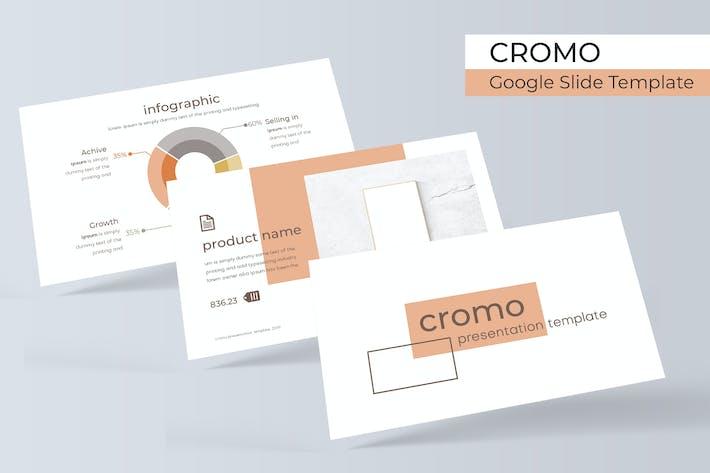 Thumbnail for Cromo - Google Slide Template