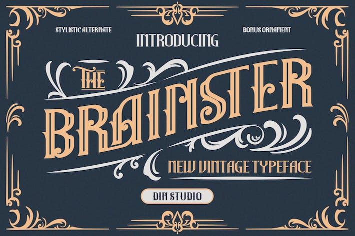 The Brainster - Fuente de visualización