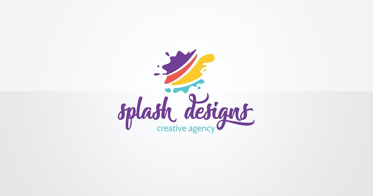 Download Splash Logo Template by floringheorghe