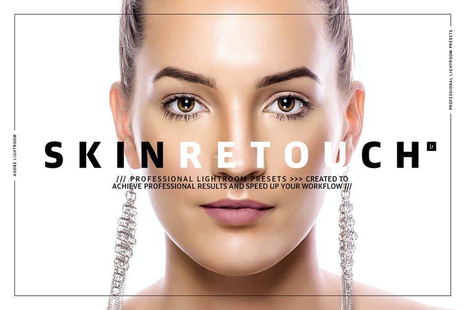 Download Skin Retouch Lightroom Presets by GOICHA