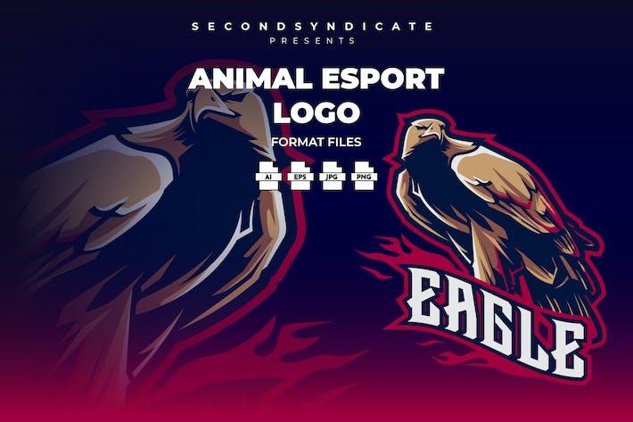 Thumbnail for Eagle Esport Logo