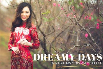 Dreamy Days Lightroom мобильных Пресеты