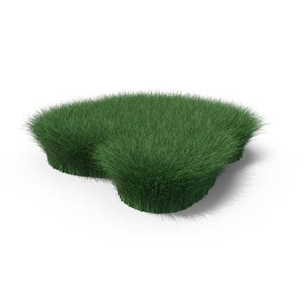 Tall Grass Shape