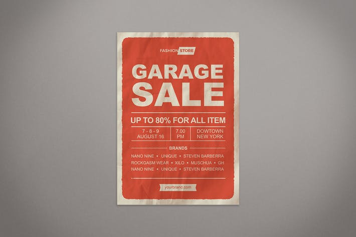 Thumbnail for Garage Sale