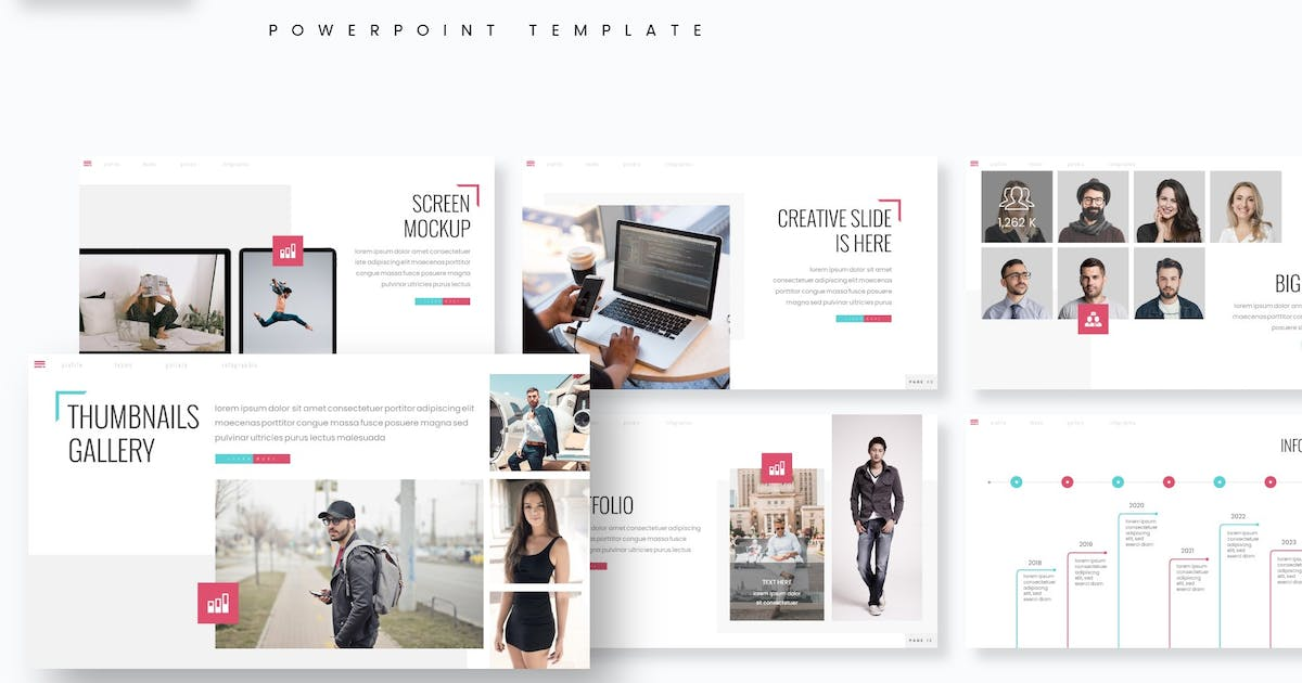Download Glamos - Powerpoint Template by aqrstudio