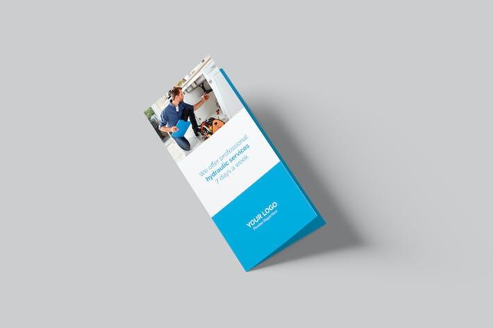 Thumbnail for Brochure – Plumber Bi-Fold DL