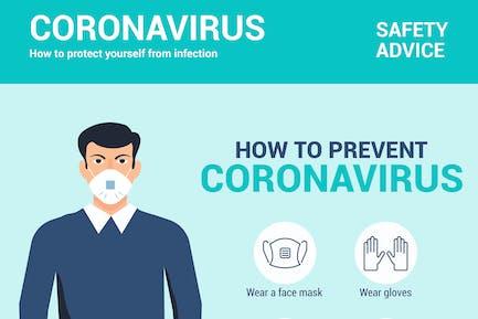 Coronavirus Safety Advice