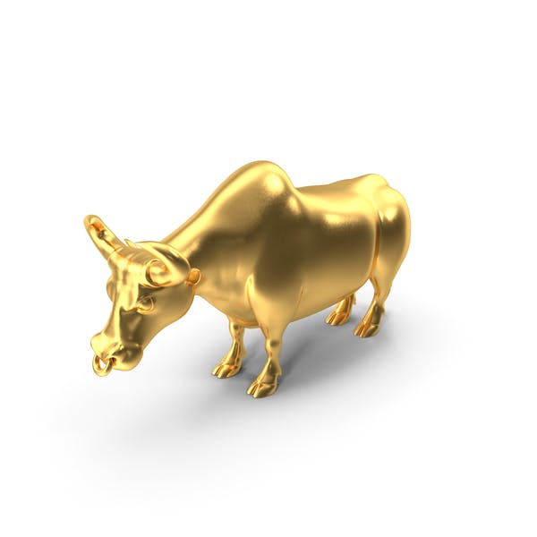 Золотой бык Буффало