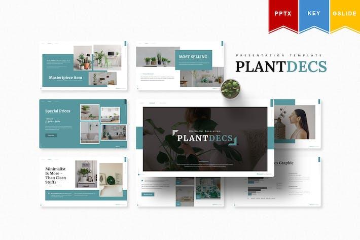 Thumbnail for Plantdecs | Powerpoint, Keynote, Google Slides