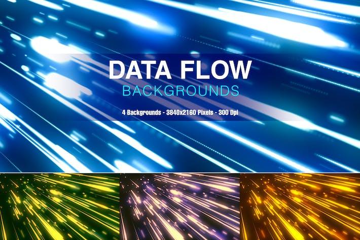 Flujo de datos