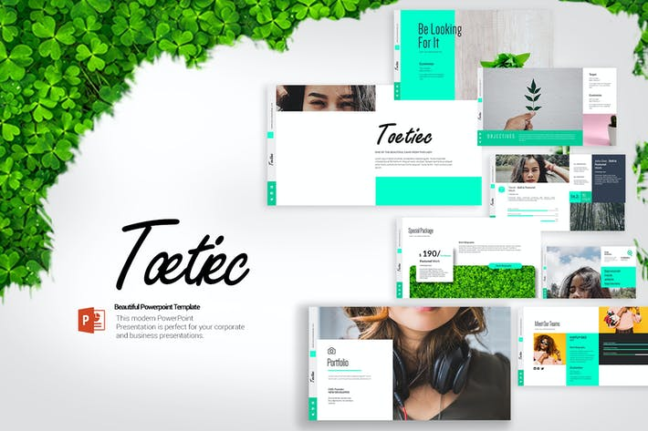 Cover Image For Toetiec Powerpoint Presentation