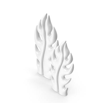 Laminaria - Figura decorativa