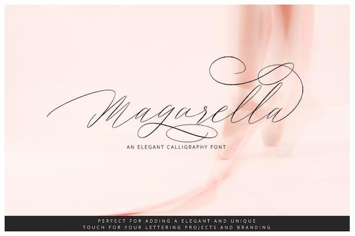 Thumbnail for Guión Magarella