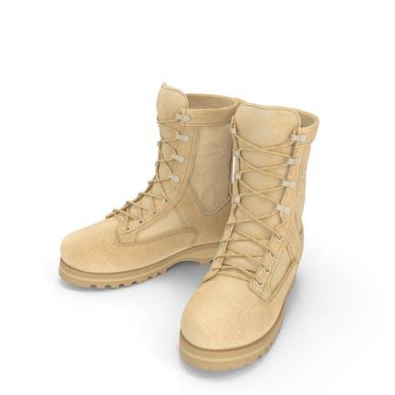 Военные сапоги