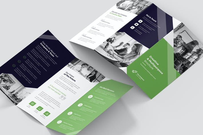 Thumbnail for Brochure – Creative Multipurpose Tri-Fold
