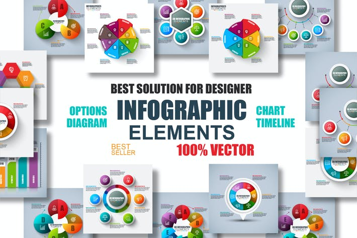 Thumbnail for Infographic Templates