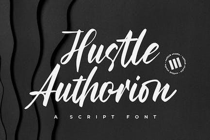 Hustle Authorion