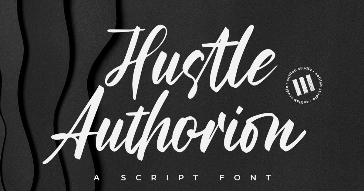 Download Hustle Authorion by Colllabstudio