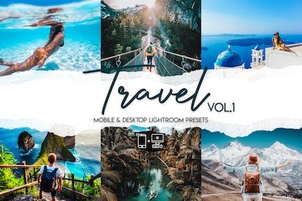 Travel Vol. 1 - 15 Premium Lightroom Presets