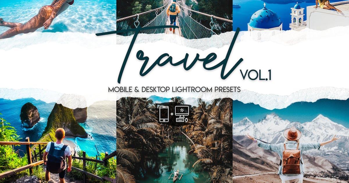 Download Travel Vol. 1 - 15 Premium Lightroom Presets by ClauGabriel