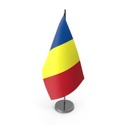 Tischfahne Rumänien