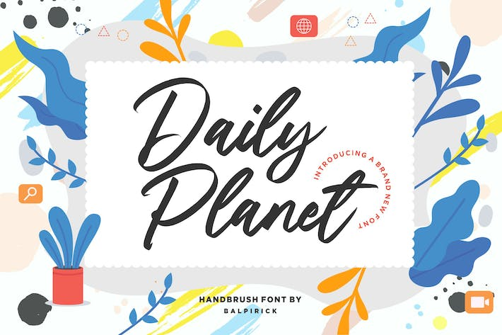 Thumbnail for Daily Planet Script Fuente YH