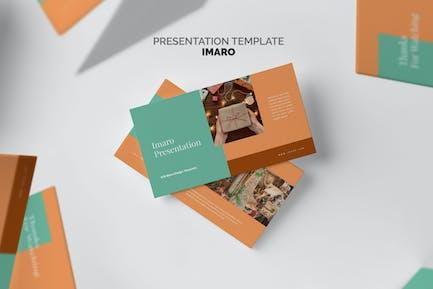 Imaro : Gift Shop Keynote