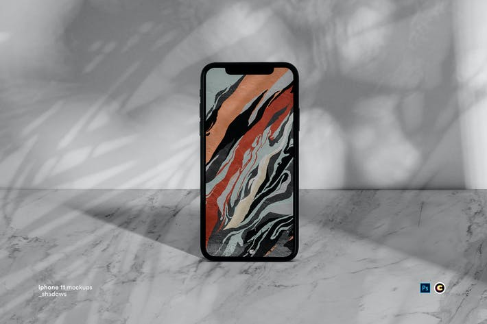 Thumbnail for iPhone 11 Mockup