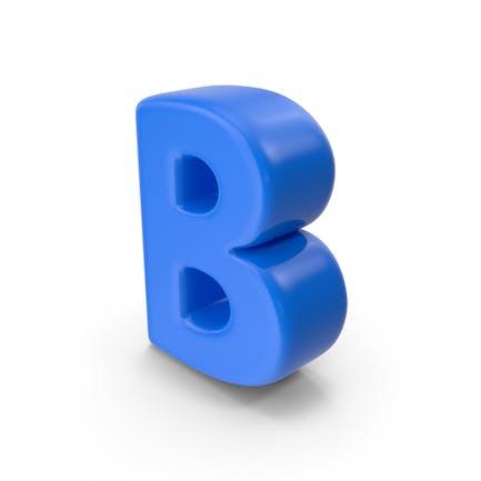 Alphabet Toon B