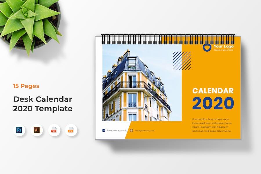 Real Estate Calendar 2020