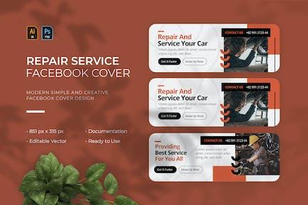 Reparatur Und Service   Facebook Cover