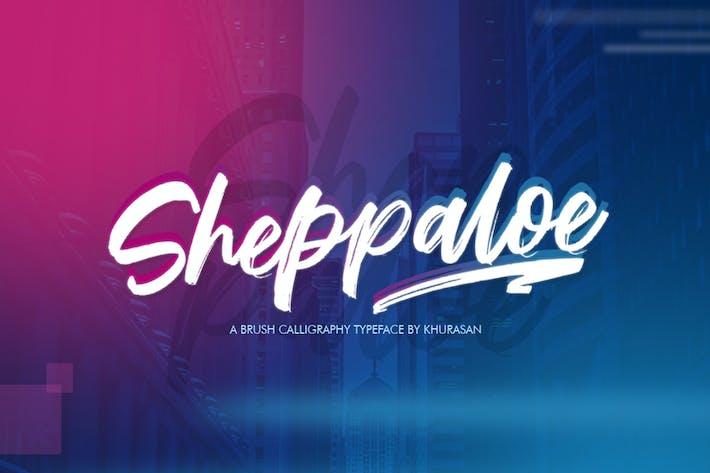 Thumbnail for Sheppaloe Font